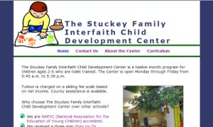 Stuckey Family Interfaith Child Development Center